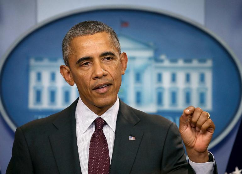 Obama ostro skrytykował atak Korei Północnej