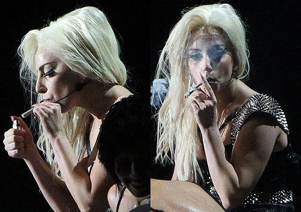 Lady GaGa Pali Marihuanę?, kanabis.info