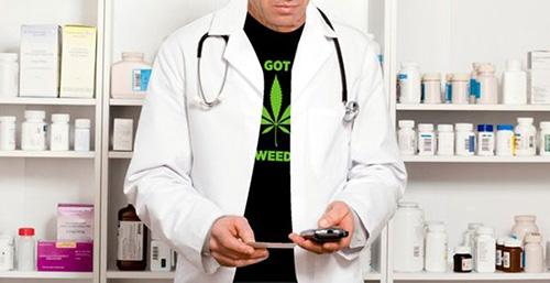 Przedstawiciele odwiedzają lekarzy: handlowcy sprzedający konopie w Kanadzie, kanabis.info