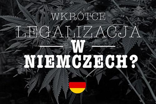 Niemieccy Pacjenci Będą Leczyli się Sami Medyczną Marihuaną, kanabis.info