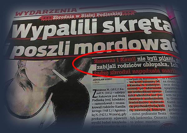 Zakłamane Media! Stop Propaganji!, kanabis.info