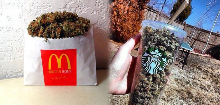 Oregon ma Więcej Sklepów z Marihuaną niż McDonaldów i Starbucksów, kanabis.info