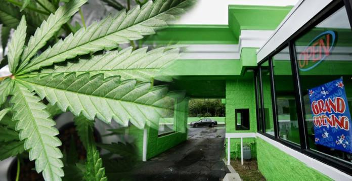 Pierwszy Sklep Drive Thru z Marihuaną Zostanie Otwarty w Stanie Oregon, kanabis.info