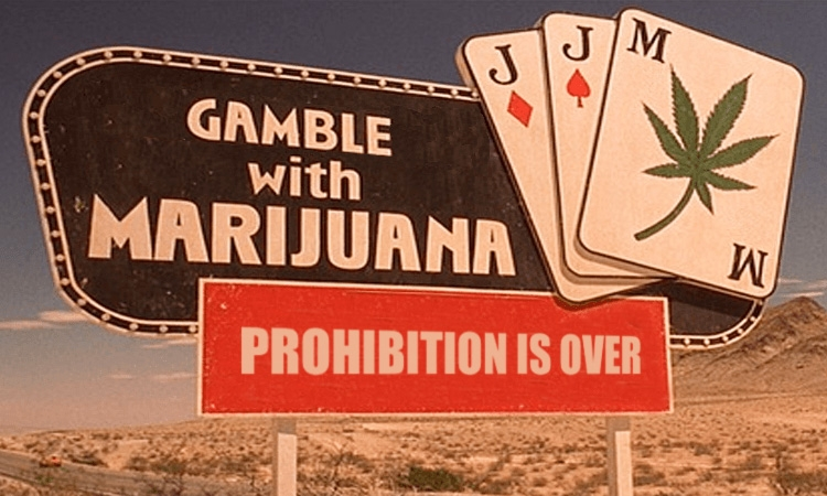 Legalna sprzedaż marihuany w Las Vegas, kanabis.info