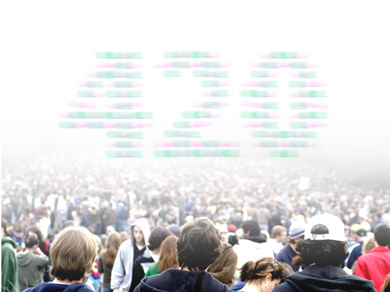 Skąd właściwie wziął się kod 420 w kulturze cannabisu?, kanabis.info
