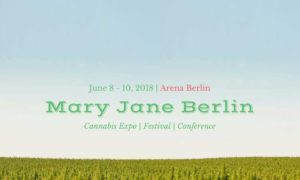 Targi cannabisowe Mary Jane Berlin 2018, kanabis.info