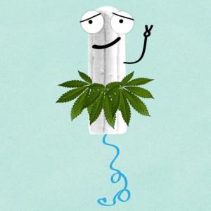 Cannabis przeciwko bólom miesiączkowym, kanabis.info