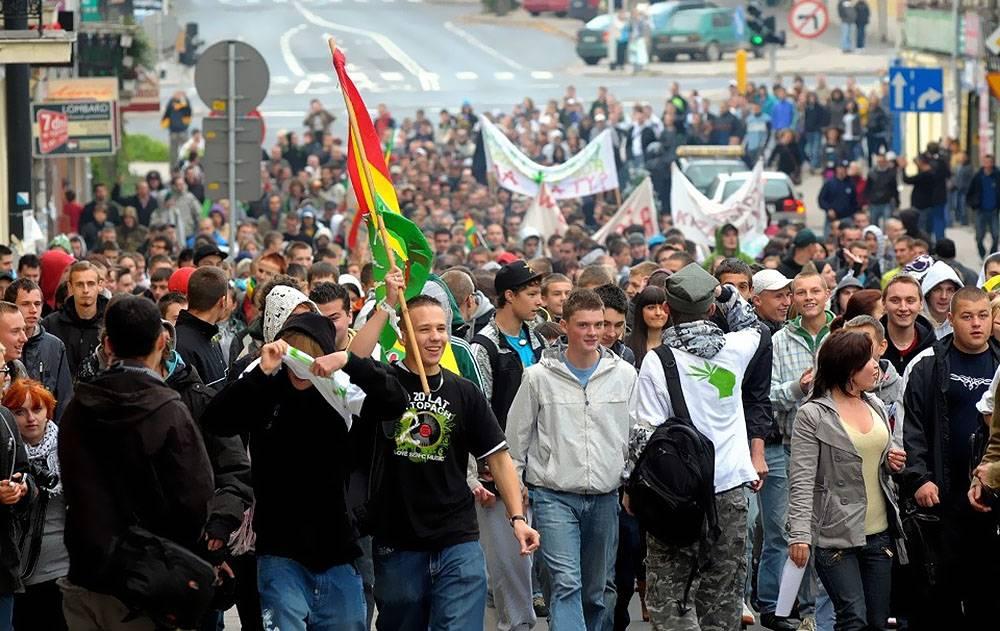 Ulicami Zakopanego Przejdzie Marsz Tysiąca Blantów, kanabis.info